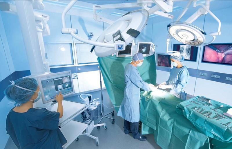 Grupos Electrógenos para Centros de Salud