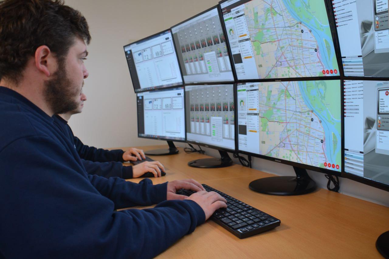 Monitorización de Grupos Electrógenos de forma remota y en tiempo real.